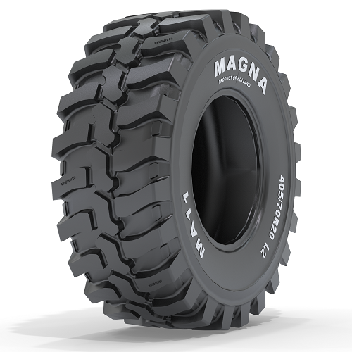 Magna's new MA11 for compact wheel loaders