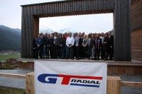 GT Radial presents 3-year development programme at European dealer event