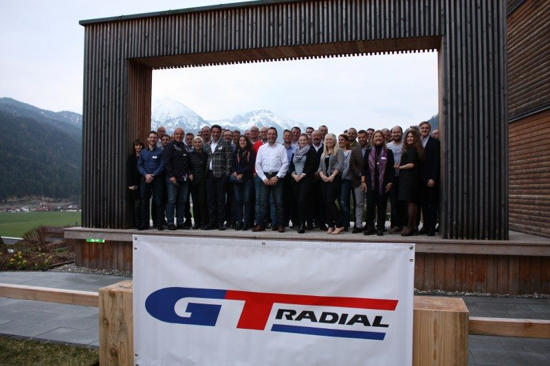 Micheldever Tyre Services said the GT Radial development plan showed 'that GT Radial has a past and a future that remains clearly defined across both OEM and the aftermarket'