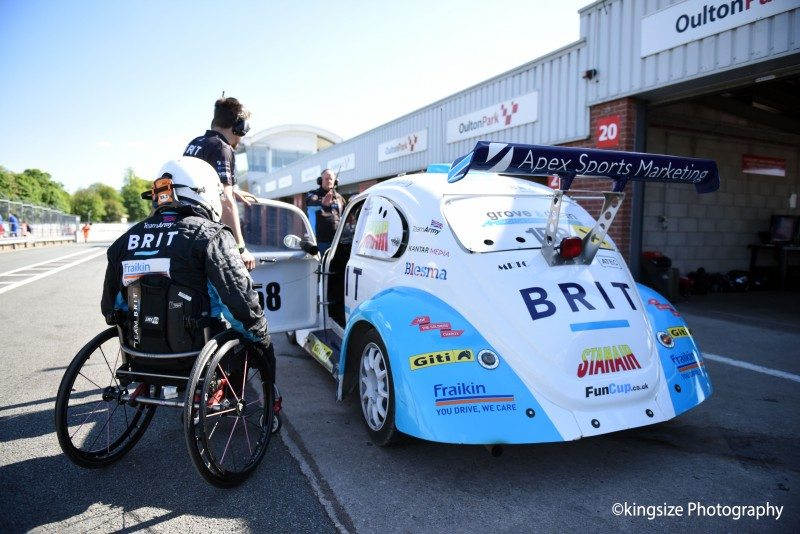 Giti becomes Team BRIT sponsor