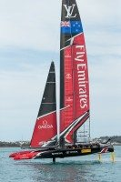 Pirelli sponsoring Emirates Team New Zealand in America's Cup