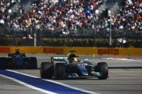 Mercedes' Valtteri Bottas wins Russian grand prix with one-stop strategy
