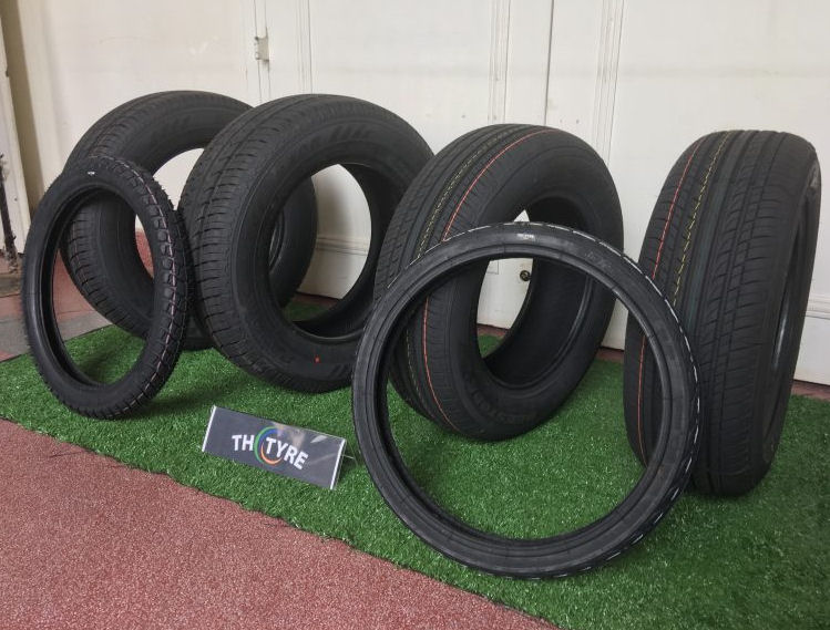 TH-Tyres are manufactured by local manufacturer Deestone
