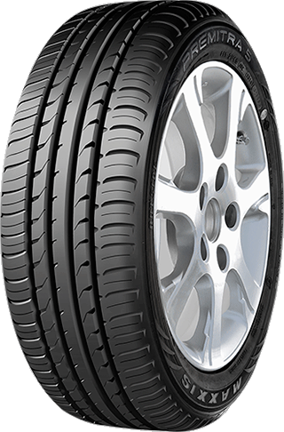 The Maxxis Premitra HP5 tyre