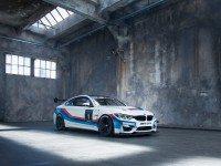 Hankook supplies new BMW M4 GT4 at Nürburgring 24h
