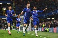 Chelsea title run boosts Yokohama brand