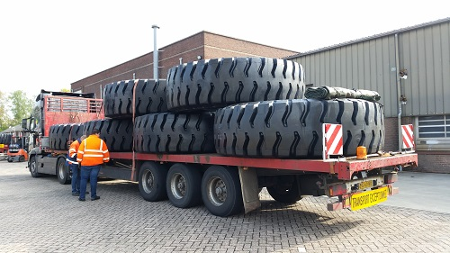 Magna sells 32 51-inch tyres to Saudi Arabia
