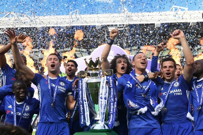 The Premier League trophy will be a star attraction on Chelsea FC shirt partner Yokohama's stand 20D80 at Automechanika Birmingham