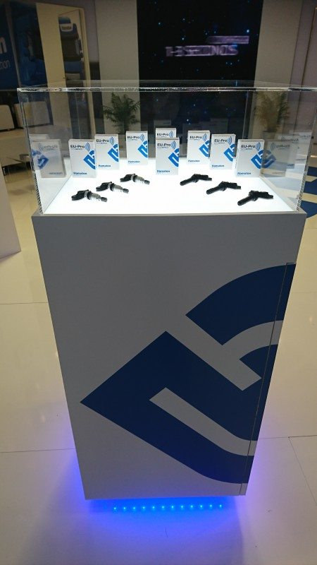 Hamaton launch new EU-Pro Hybrid TPMS sensor