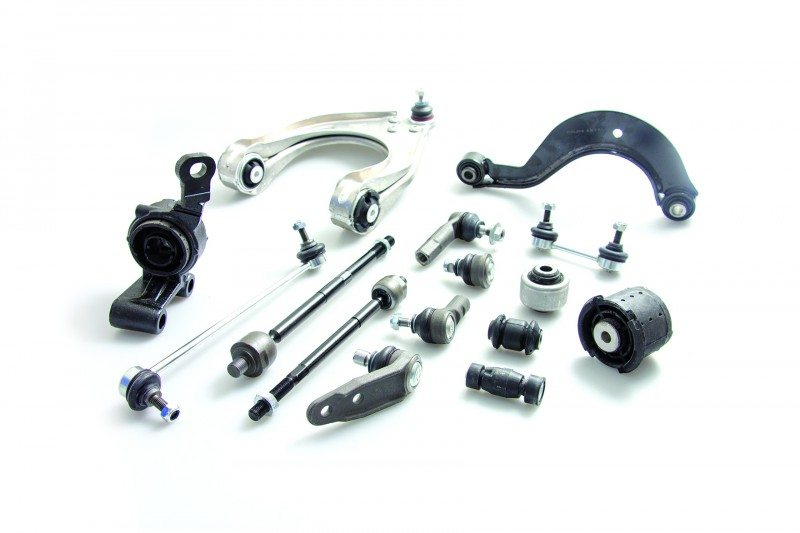 Delphi Product & Service Solutions' new steering parts line-up