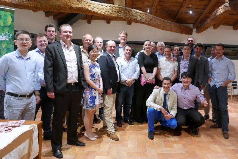 Dealer partners 'Enjoy' dinner experience at Autopromotec