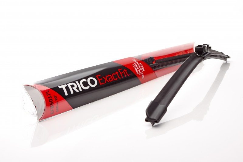 The new Trico Exact Fit range made a 'very impressive debut' in the Auto Express wiper blade test