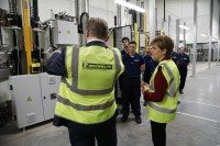 Scottish Enterprise investing £4.5 million in Michelin Dundee plant project