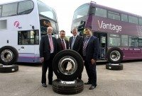 Bridgestone secures FirstGroup global fleet partnership