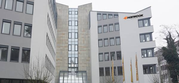 Hankook's new European HQ
