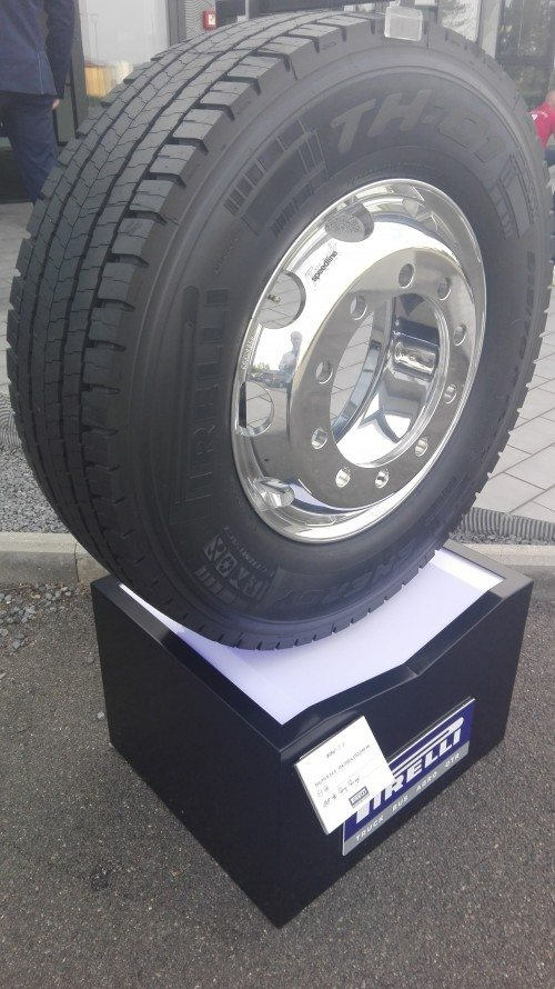 The Pirelli AH01