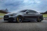 Pirelli developing tyres for Infiniti's Project Black S