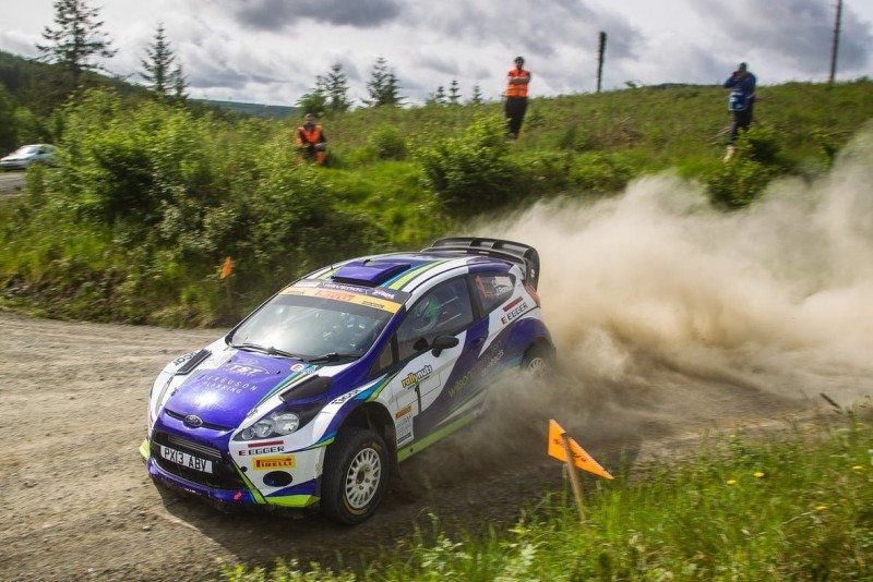 Connor McCloskey claims Severn Valley Stages victory
