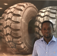 Magna Tyres appoints Muktar Barrie as sales manager West-Africa