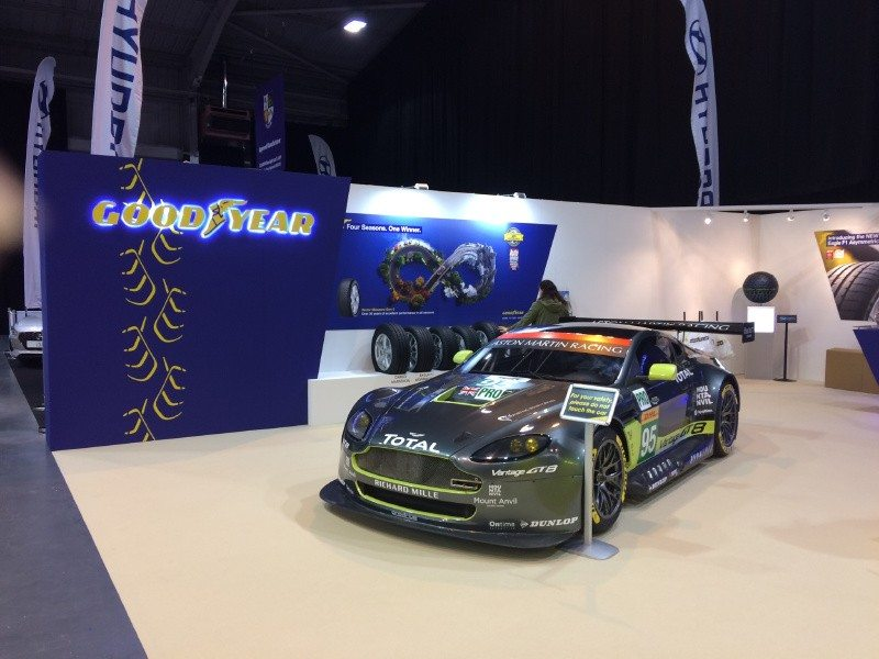 Best Stand accolade for Goodyear Dunlop at NAPFM