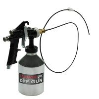 New diesel particulate filter gun from Launch UK