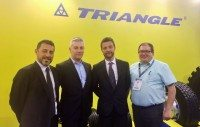 Triangle Tyre appoints new European team