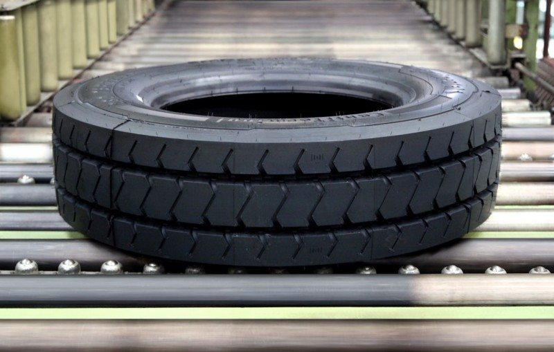 The new size 280/75 R 22.5 TractorMaster has been in production since April