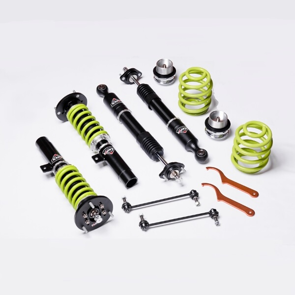WAT Racing coilover kits are now distributed in the UK exclusively by Euro Car Parts