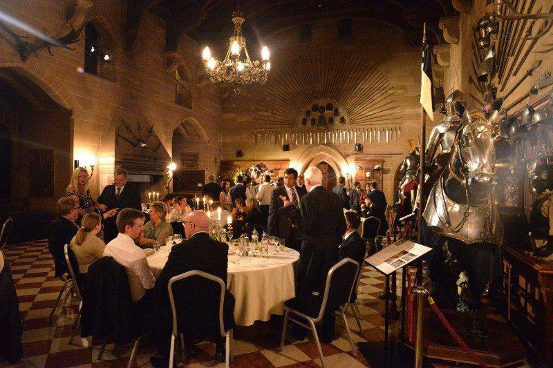 Motaquip celebrates its 35th anniversary at Warwick Castle