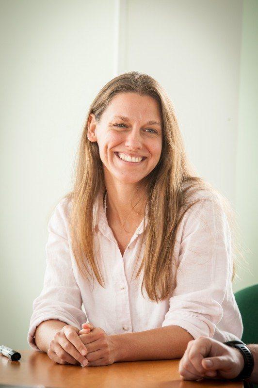 Anna Morris, CAM client liaison officer
