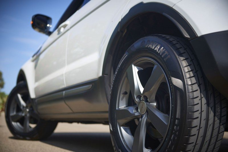 Davanti Tyres appoints Terramar on exclusive Middle East sales deal
