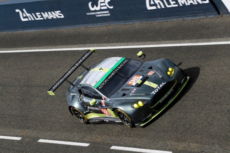 Dunlop's Le Mans challenge with new GT tyre regulations
