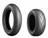 Bridgestone tyres OE on Yamaha Star Venture