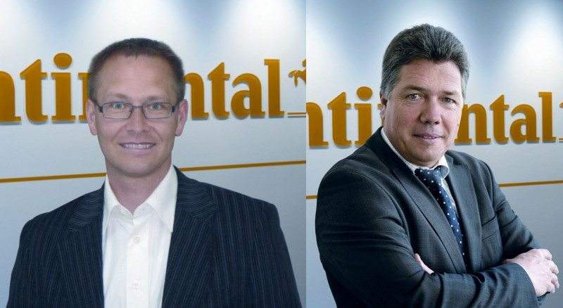 Continental appoints 2 field engineers for CST business