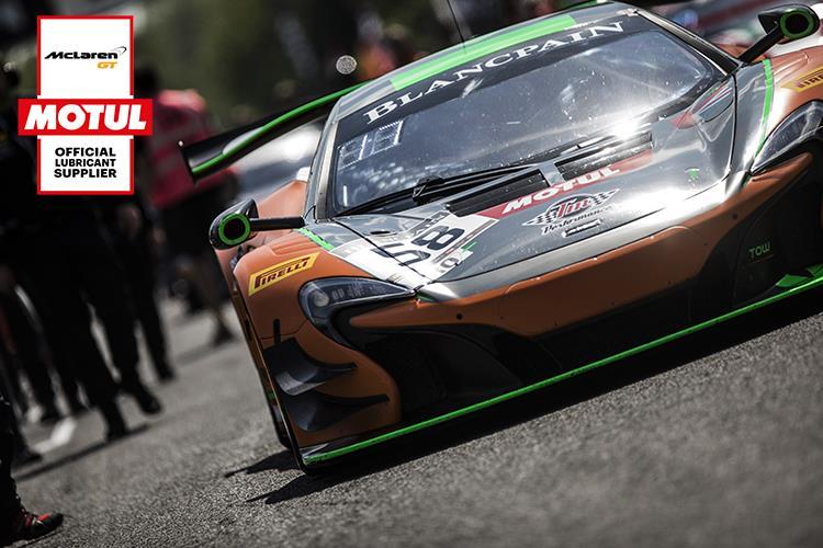 Motul strengthens McLaren GT relationship
