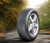 Goodyear Vector 4Seasons Gen-2 chosen as original equipment by leading marques