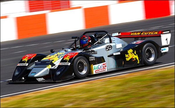 Landsail tyres OE for Juno race cars