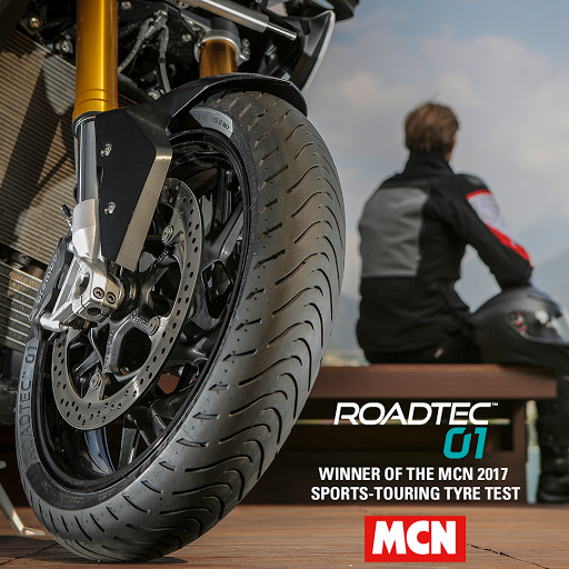 MCN sports touring tyre test: Another win for Metzeler Roadtec 01