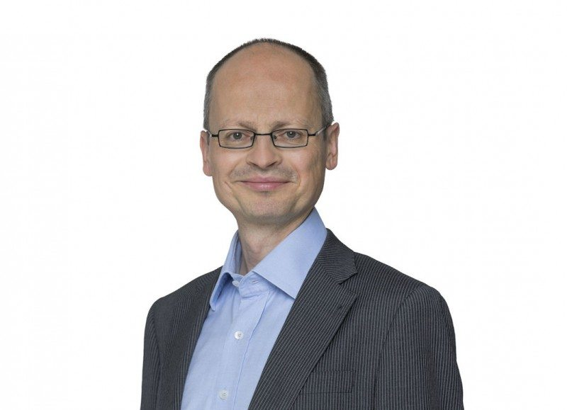 Dr Hermann Meyer is head of the new Smart City Solutions unit