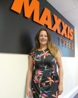 Nikki McCluney joins Maxxis