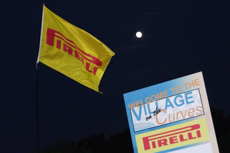 Pirelli renews Le Mans Village On The Curves sponsorship