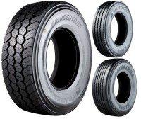 Bridgestone Bandag introduces new trailer tyre treads