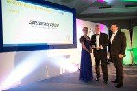 Bridgestone wins two TyreSafe awards