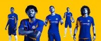 Yokohama branding continues on new Nike home and away kits for Chelsea FC