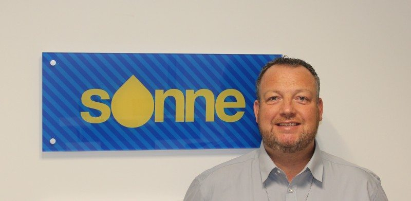 Colin Thompson has been appointed business development manager for Hella paint brand, Sonne