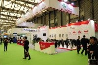 A dozen of the biggest Chinese tyre manufacturers exhibiting at Tire+