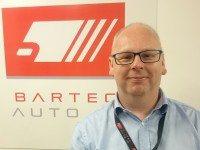 David Jones is Bartec's new UK and Irish salesperson