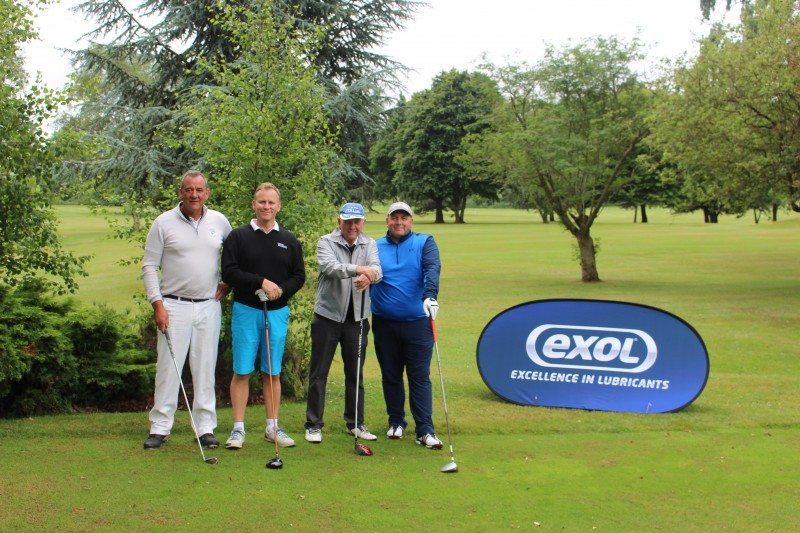 Exol Golf Day is a success