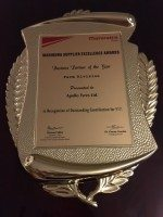 Mahindra & Mahindra names Apollo Tyres its 'Business Partner of the Year'