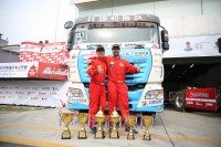 Linglong team wins 2017 China Truck Racing Championship